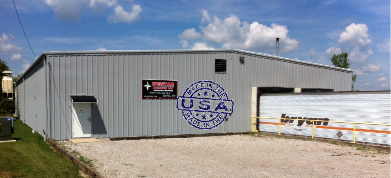 We proudly can say that the wire mesh screens come from a manufacturer in Alabama, using materials Made in the USA. We also can say that our raw plastic materials come from Michigan, and are entirely Made in the USA. So, if you are looking to  Buy American  and support manufacturing in America, we've got just the product for you!