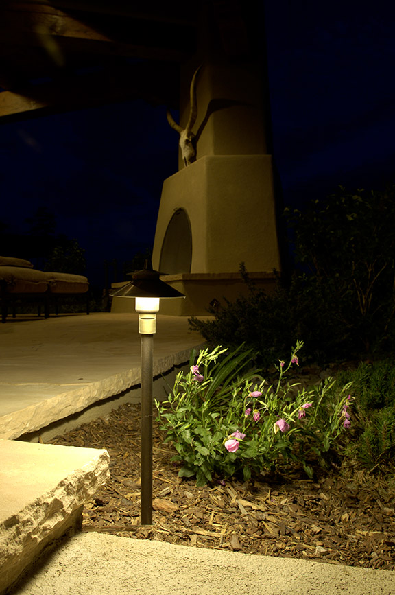 exterior solar lighting