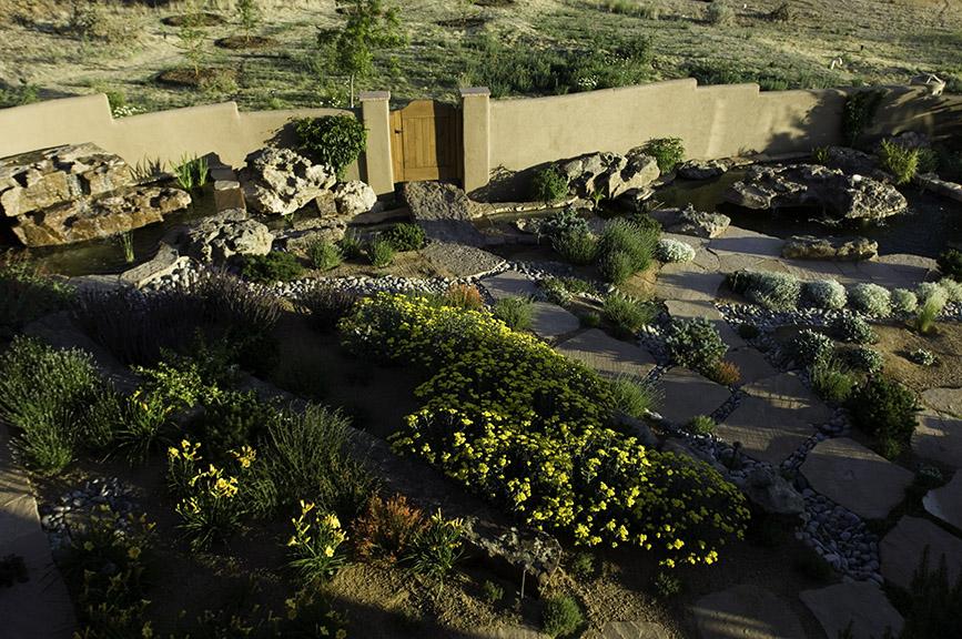 Softscape landscape design