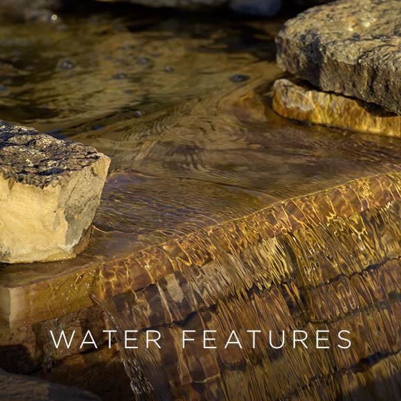 Water Features Portfolio