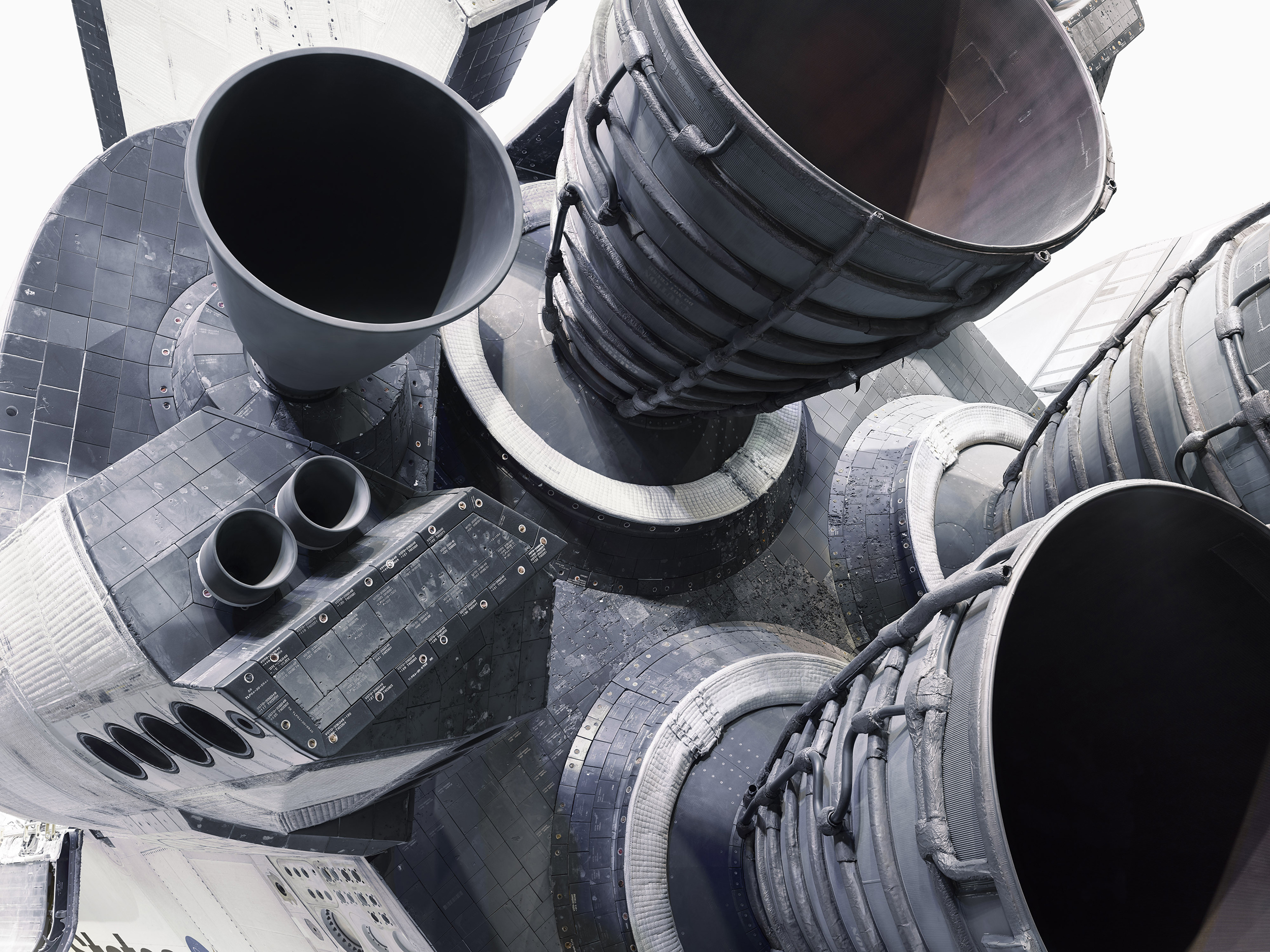 SPACE SHUTTLE ATLANTIS ENGINES - KENNEDY VISITOR CENTRE.jpg