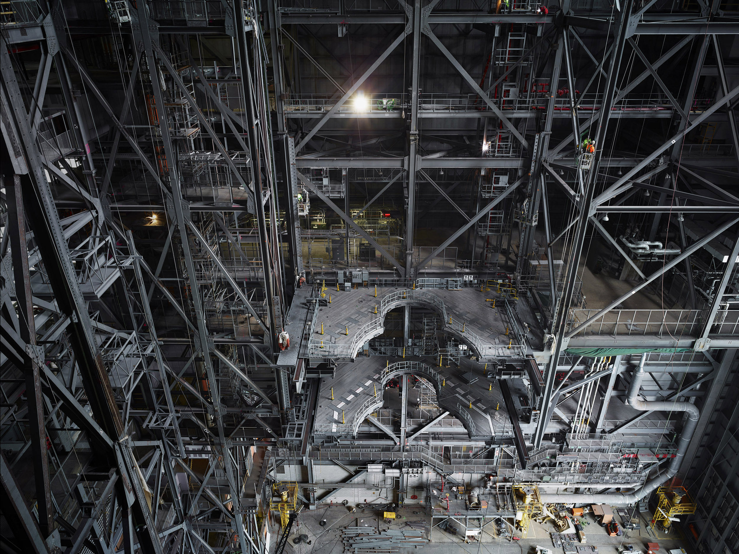 VEHICLE ASSEMBLE BUILDING RE FIT  - KENNEDY SPACE CENTRE.jpg