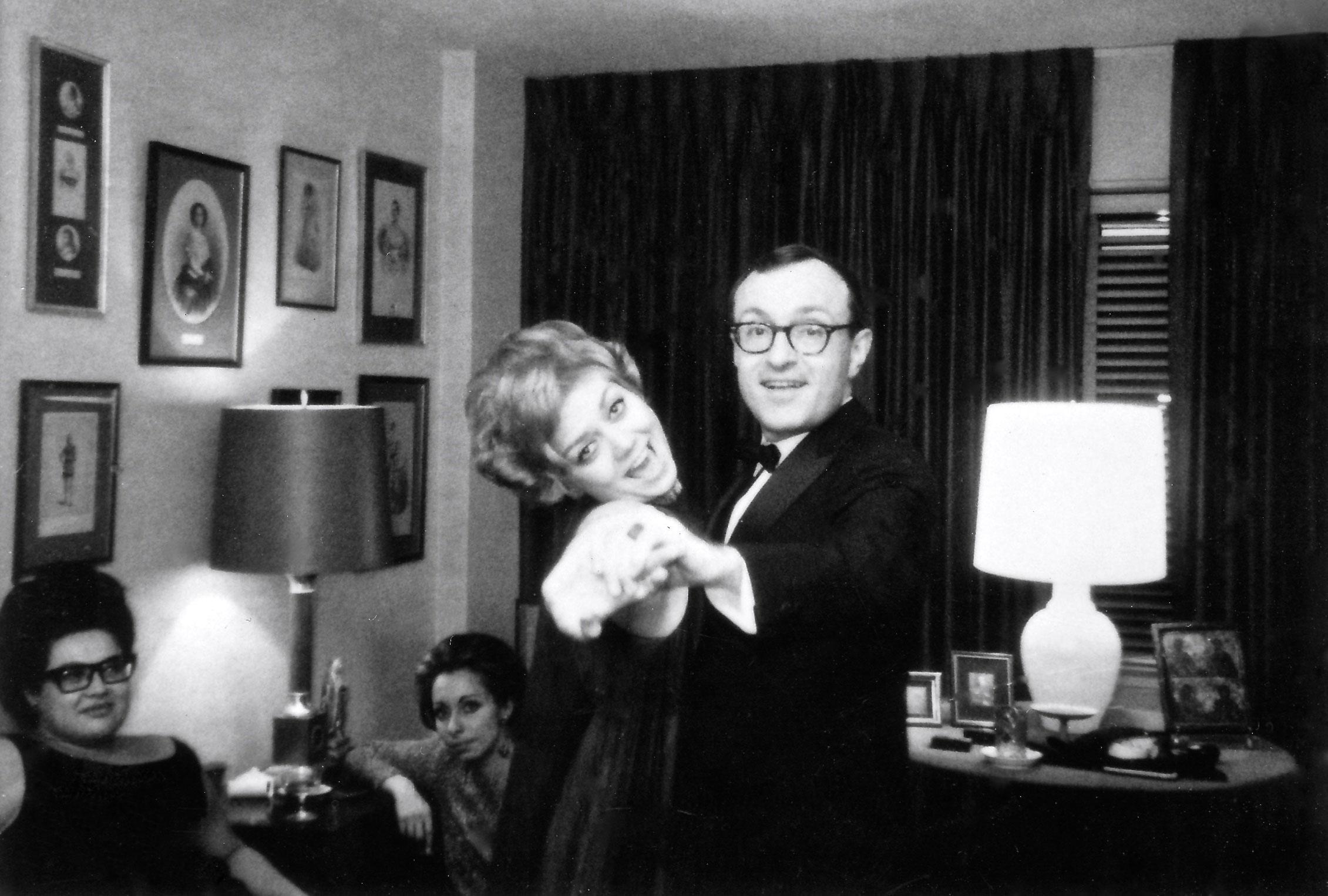 Marilyn Horne, Elena Suliotis, Alfred Hubay