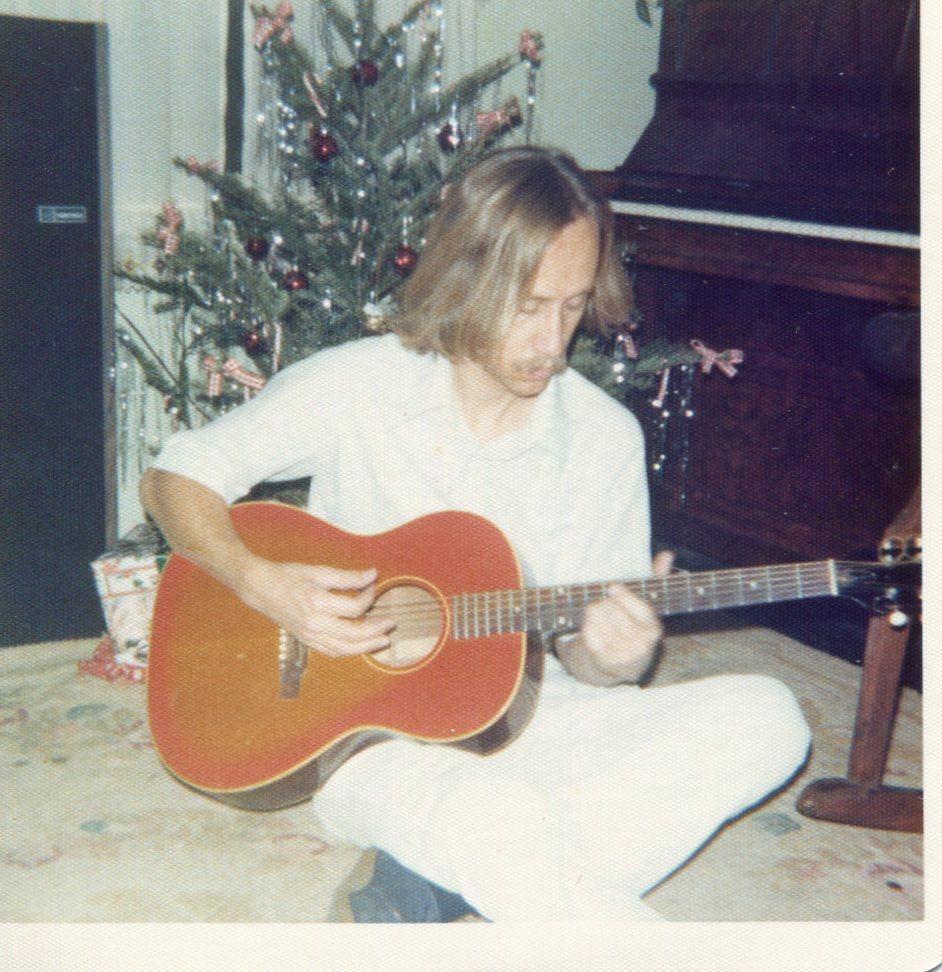 Gibson B-25 guitar 1976