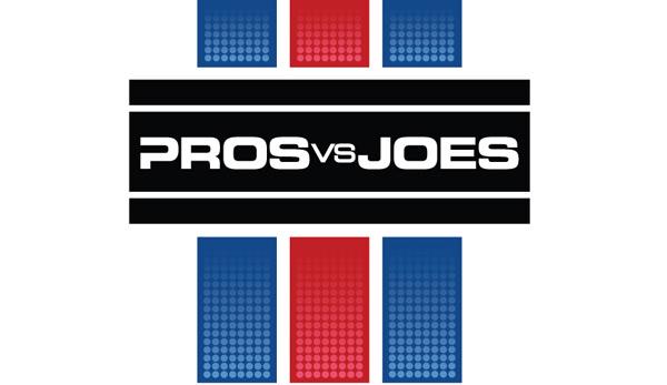 Pros vs. Joes  (Spike)
