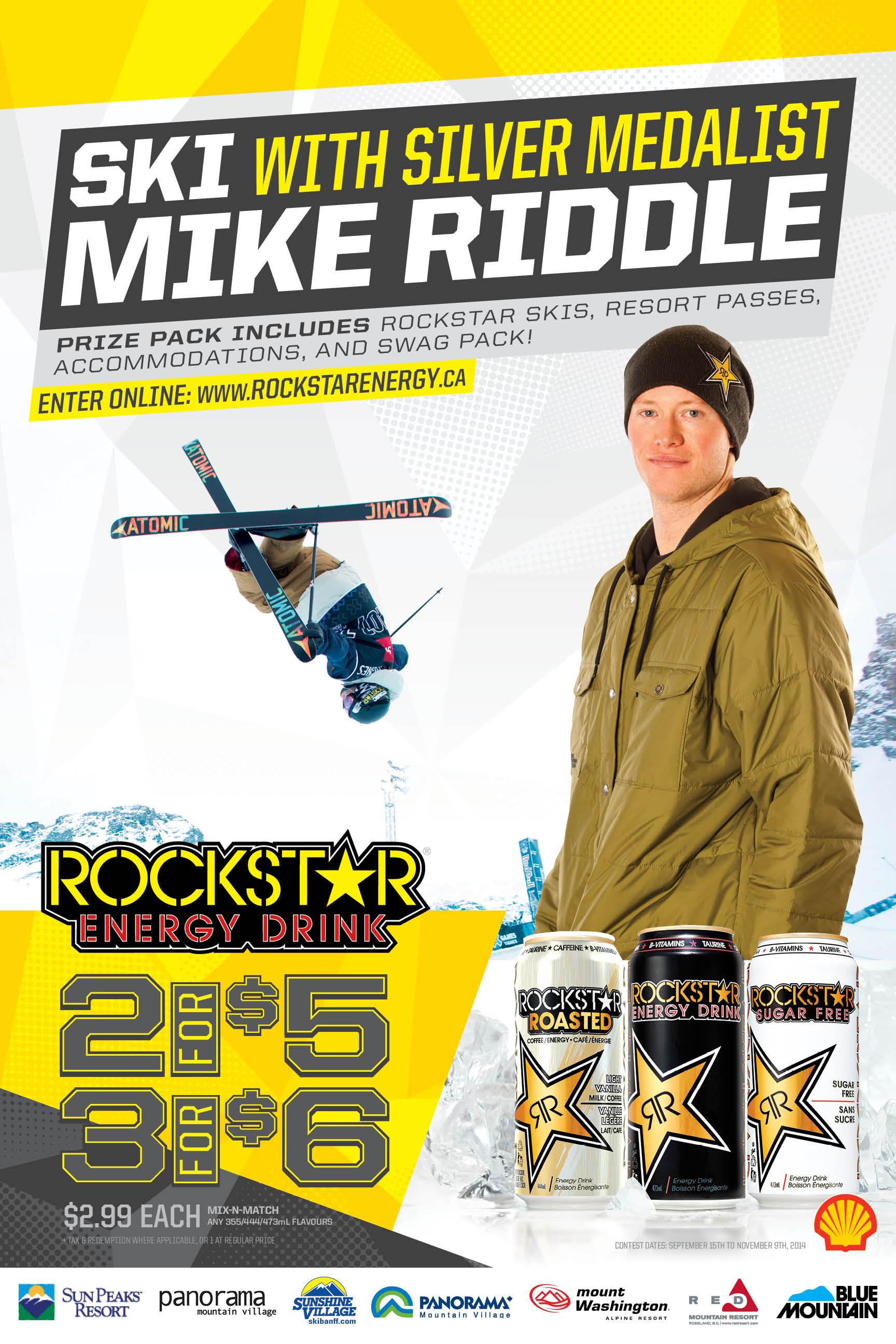 Mike Riddle / Rockstar