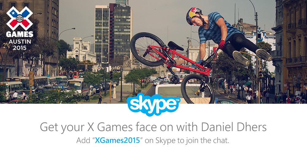 Daniel Dhers / Skype