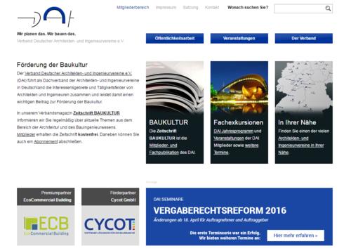 Verband Deutscher Architekten- und Ingenieurvereine e.V.