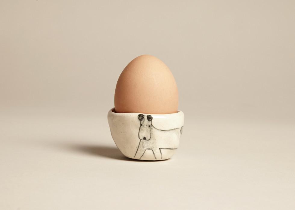 Bertie Egg Cup