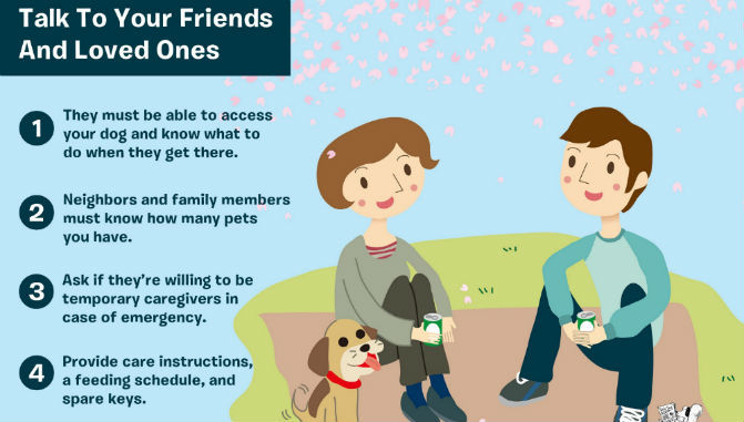 At Barking Dog Ranch we have an emergency plan - do you? A great post from  BarkPost.
