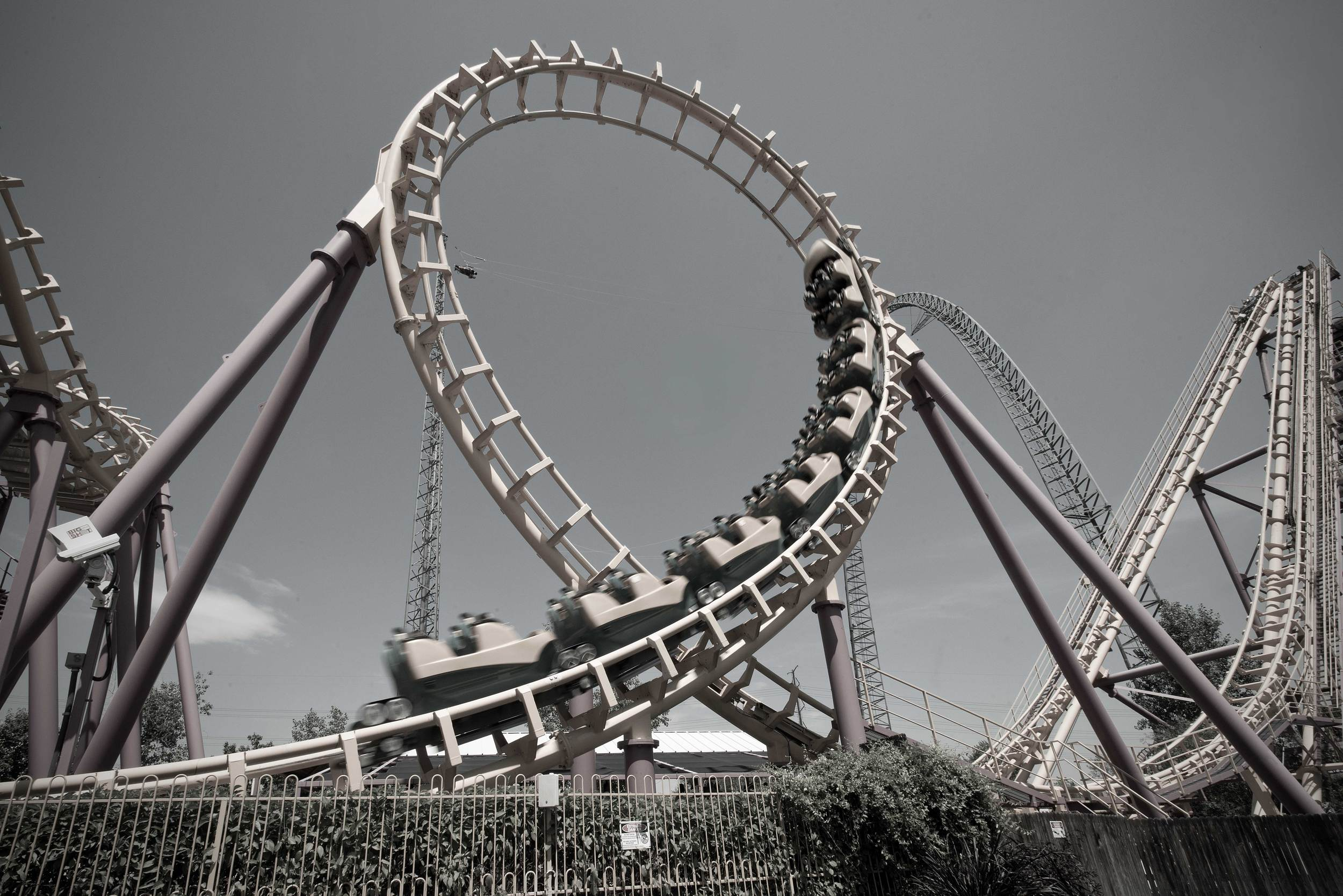 Elitches - Roller Coaster