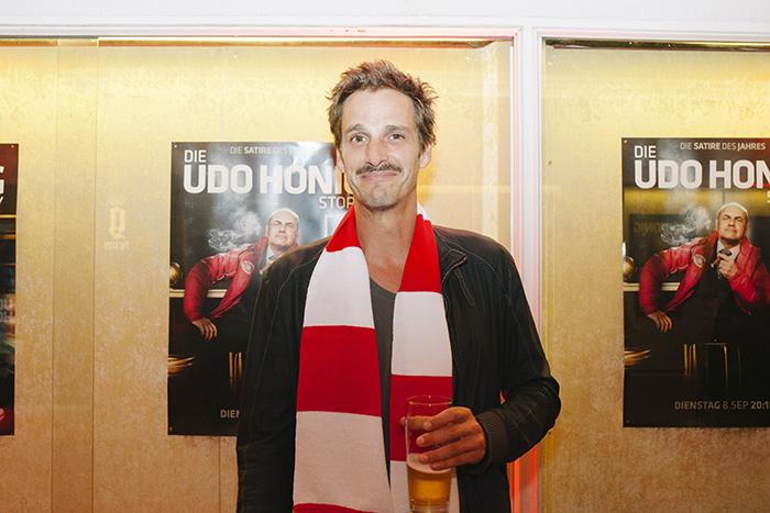 Max von Thun Udo Honig Premiere