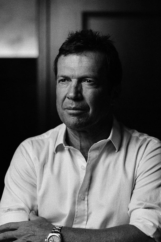 Portrait Lothar Matthäus