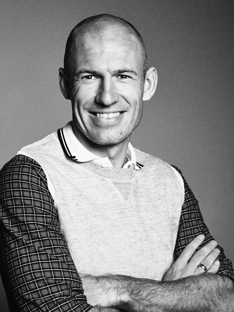 Arjen Robben for FourFourTwo