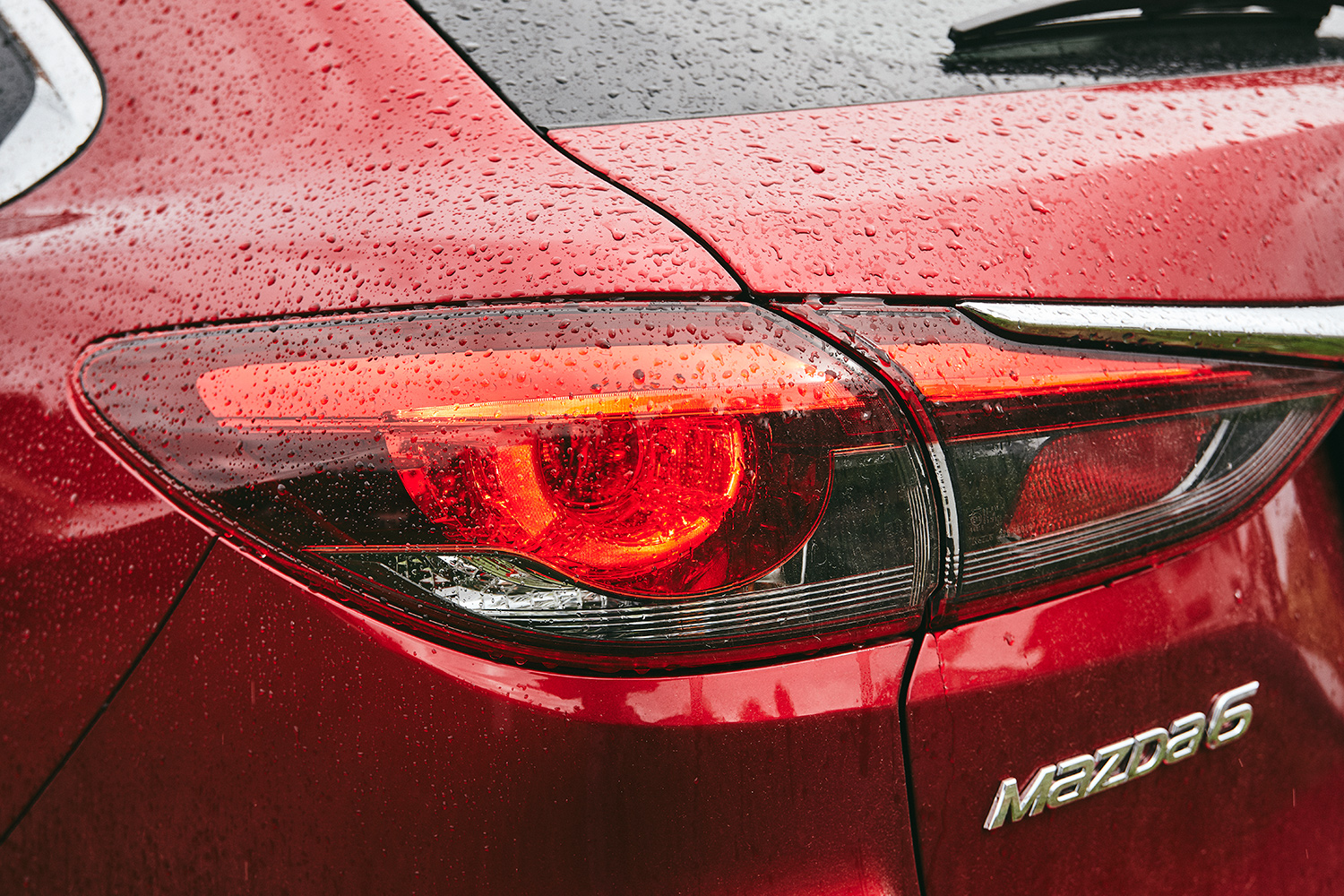 Architecture and automotive photography for Mazda