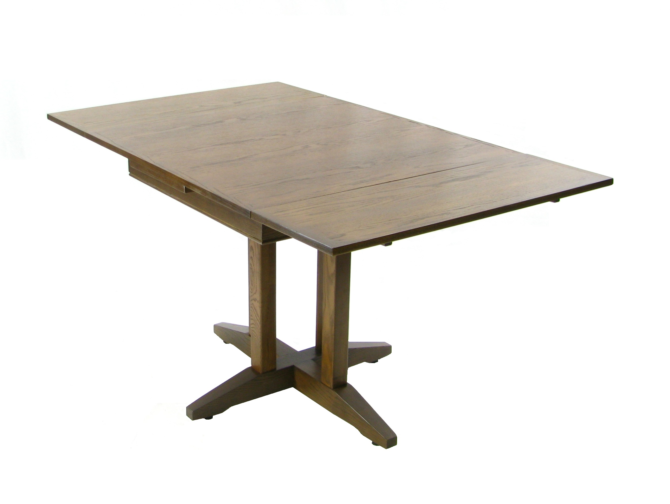Draw Leaf Table (Opened)