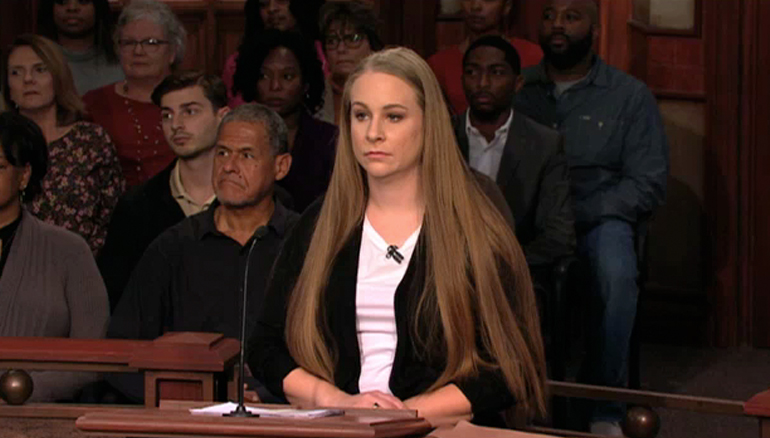 TUNE IN TO ALL-NEW CASES- IT'S SEASON 20 OF JUDGE MATHIS! On Tuesday, a woman sues her former friend, claiming she dated the defendant's ex-boyfriend. What does the defendant say? Tune in to find out!