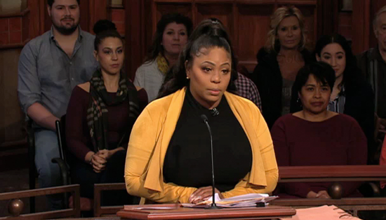 TUNE IN TO ALL-NEW CASES- IT'S SEASON 20 OF JUDGE MATHIS! On Wednesday, a woman sues her former friend for car damages, claiming the defendant is homeless. What does the defendant say? Don't miss a minute!