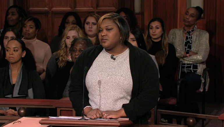TUNE IN TO ALL-NEW CASES- IT'S SEASON 20 OF JUDGE MATHIS! On Wednesday, a woman sues her daughter, claiming the defendant stole from her and assaulted her! What does the defendant say? Don't miss a minute of this emotional case.