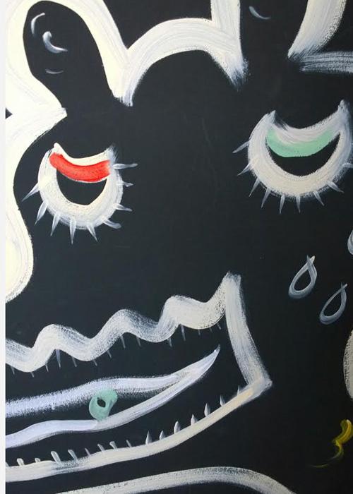 Peelander-Yellow Art Works