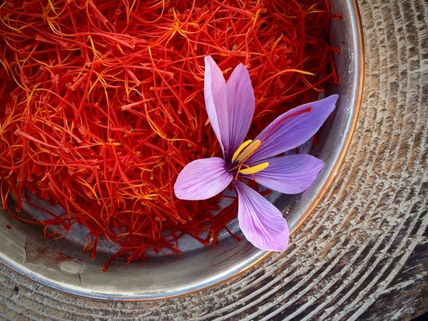 Tasty Tuesdays Using Saffron