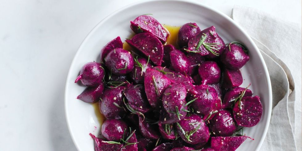 Marinated Beets with Rosemary  by  Woman's Day