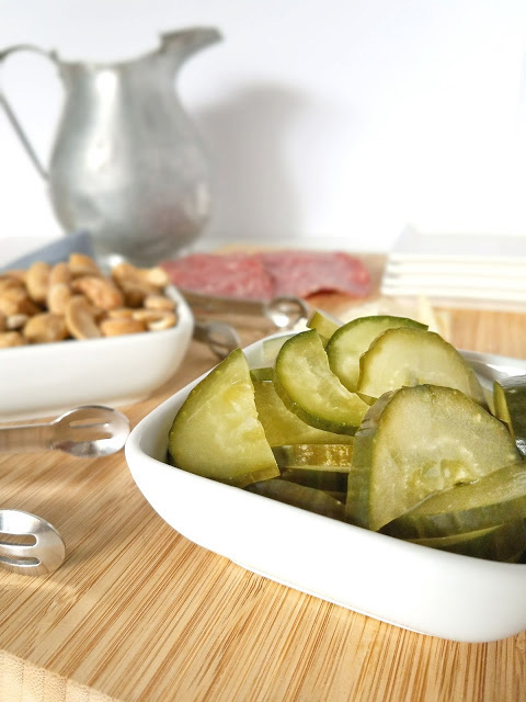 Easy Probiotic Rich Lacto-Fermented Dill Pickles  by  Taste Abounds