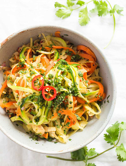 Vegetable Noodle Stir Fry  by  Diabetes Strong