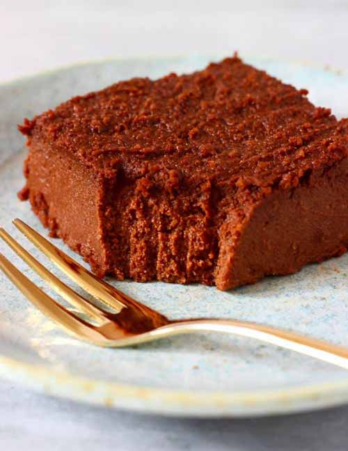 Sweet Potato Brownies  (Vegan) by  Rhian's Recipes