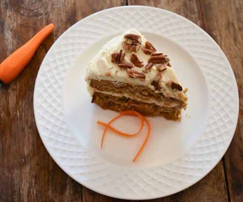 The Ultimate Keto Carrot Cake  by  Fit to Serve Group