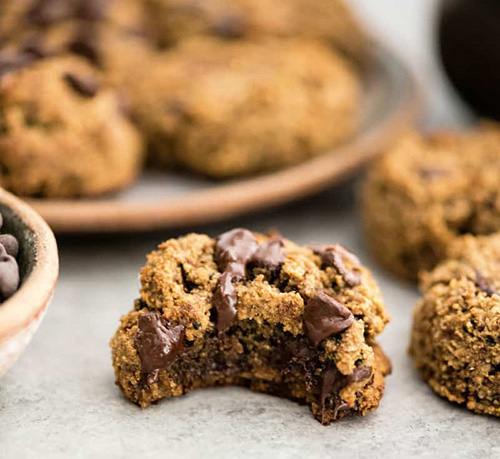Paleo Zucchini Cookies (Breakfast Cookies)  by  Joy Food Sunshine