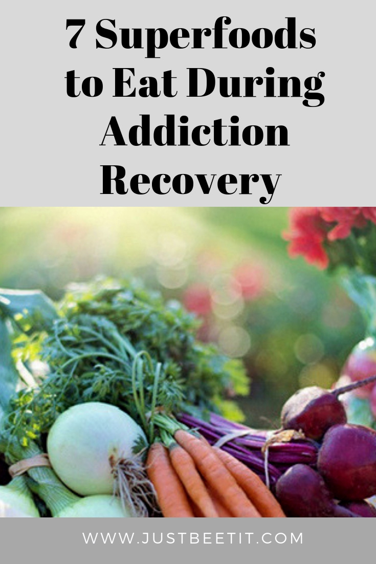 can diet help with addiction recovery