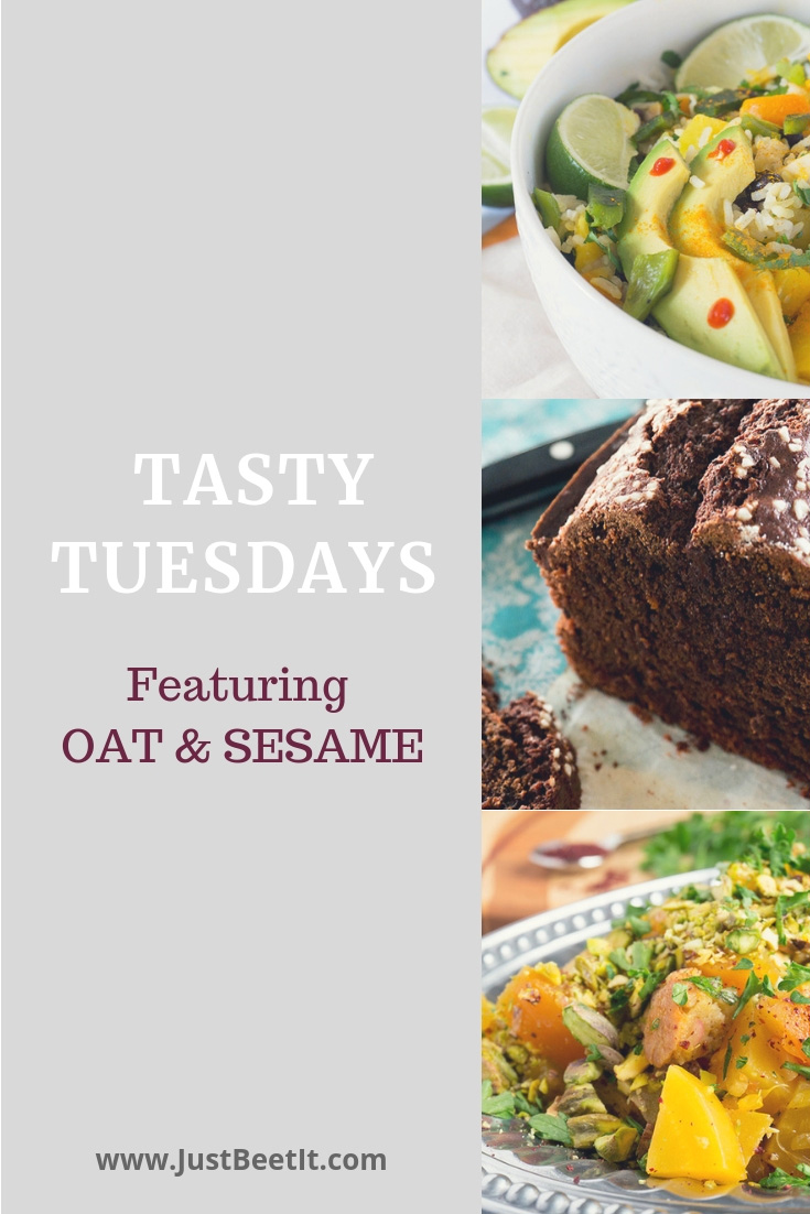 Tasty tuesdays with oat and sesame.jpg