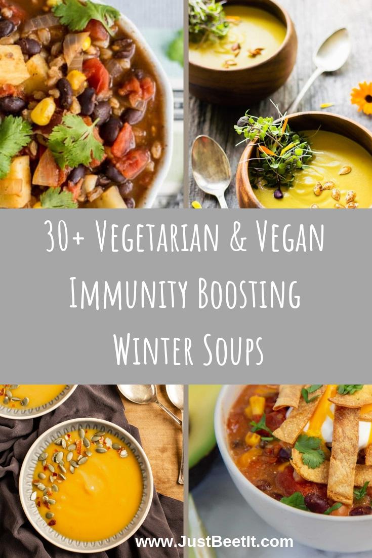 30 Vegetarian and Vegean Immunity Boosting Winter Soups.jpg