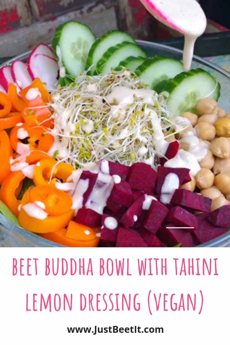beet buddha bowl with tahini lemon dressing vegan.jpg