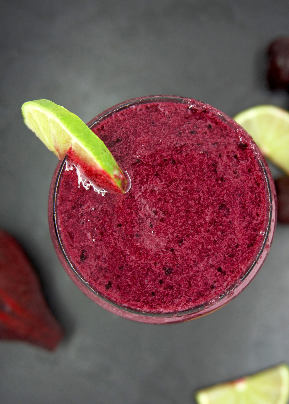 Beet Cherry and Lime Vegan Smoothie.jpg