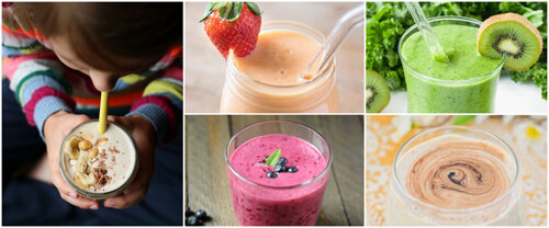 30 Deliciously Healthy Smoothies for Kids
