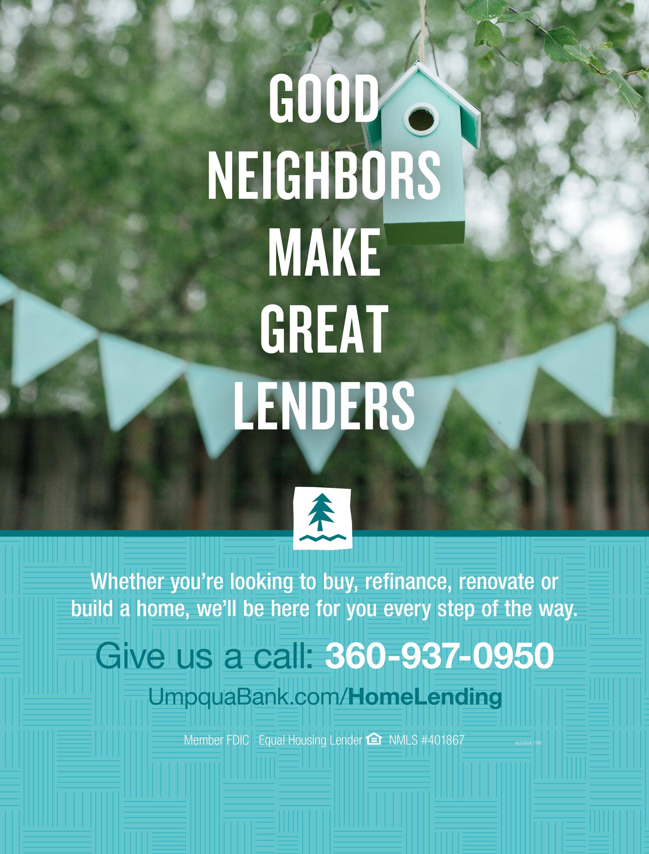 Umpqua Bank Promotion