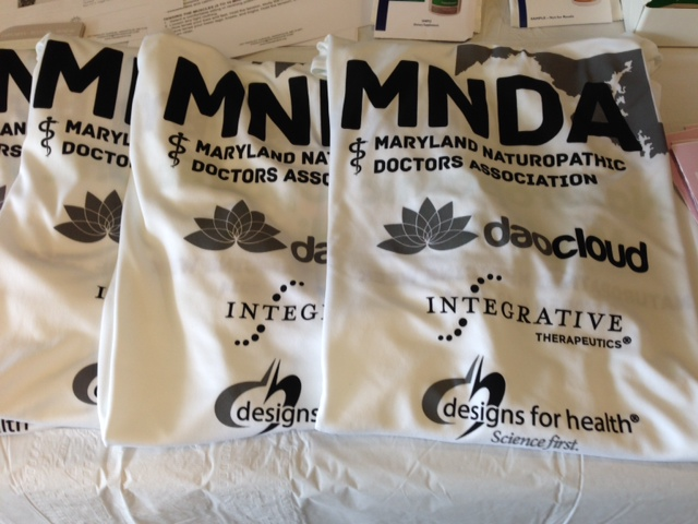 Naturopathic Medicine Week shirts