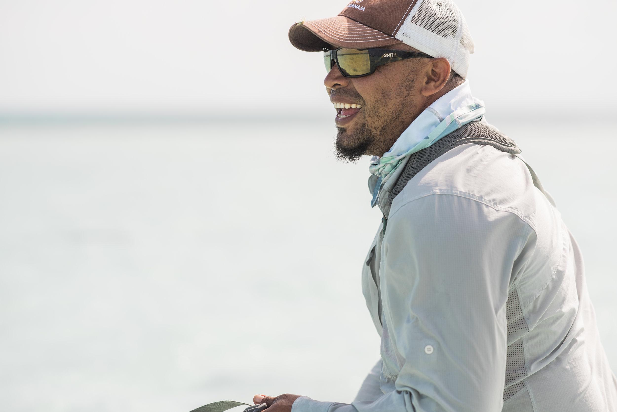Ranken Jackson - A born and raised Honduran Local.
