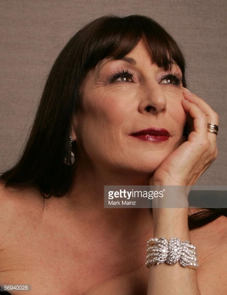 """What a """"baroness"""" face might look like.Photo by Mark Mainz/Getty Images Entertainment / Getty Images"""
