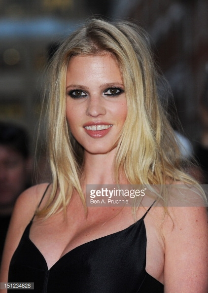 """The """"Supermodel"""" face -Photo by Ben A. Pruchnie/Getty Images Entertainment / Getty Images"""