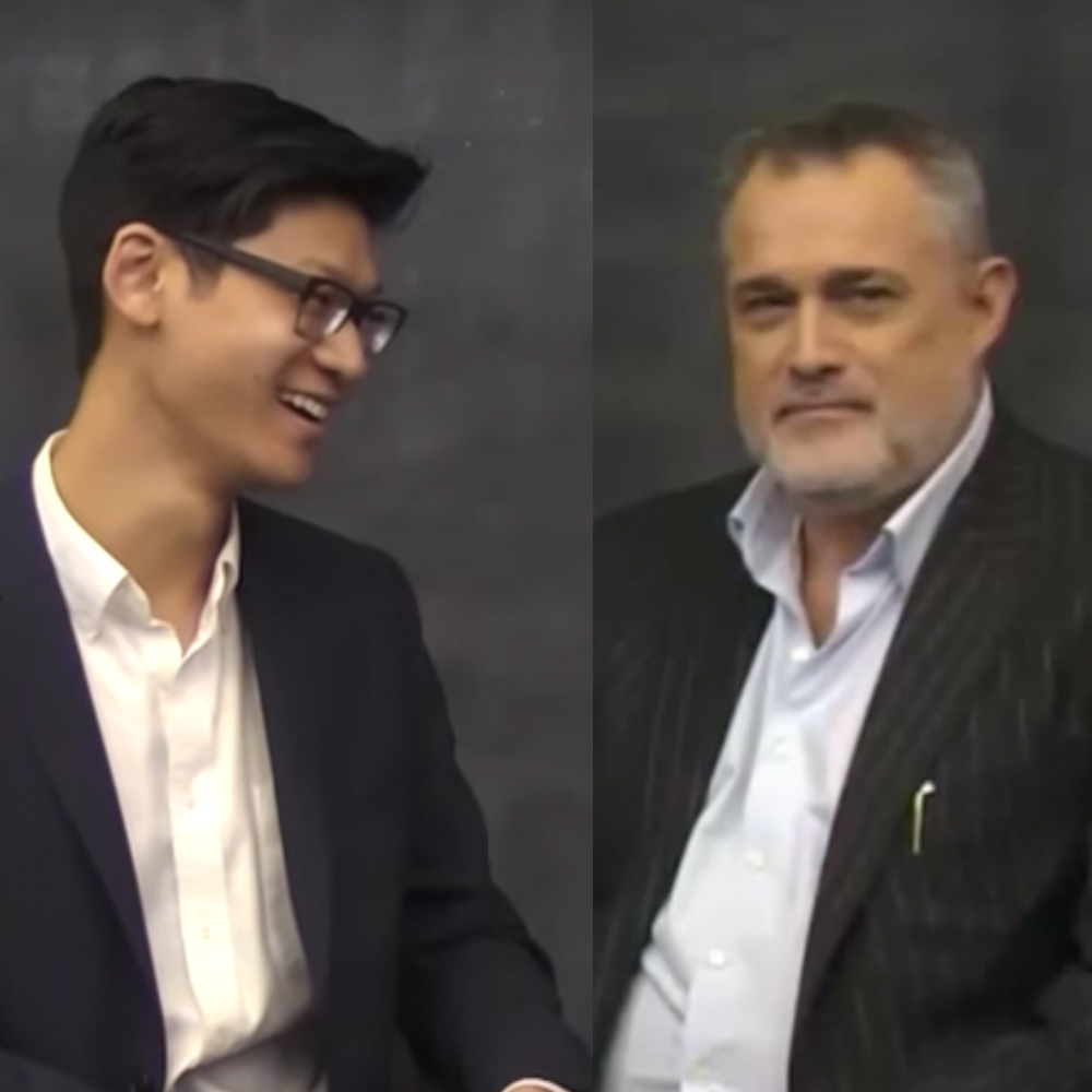 Data Driven Marketing with Jeffrey Hayzlett
