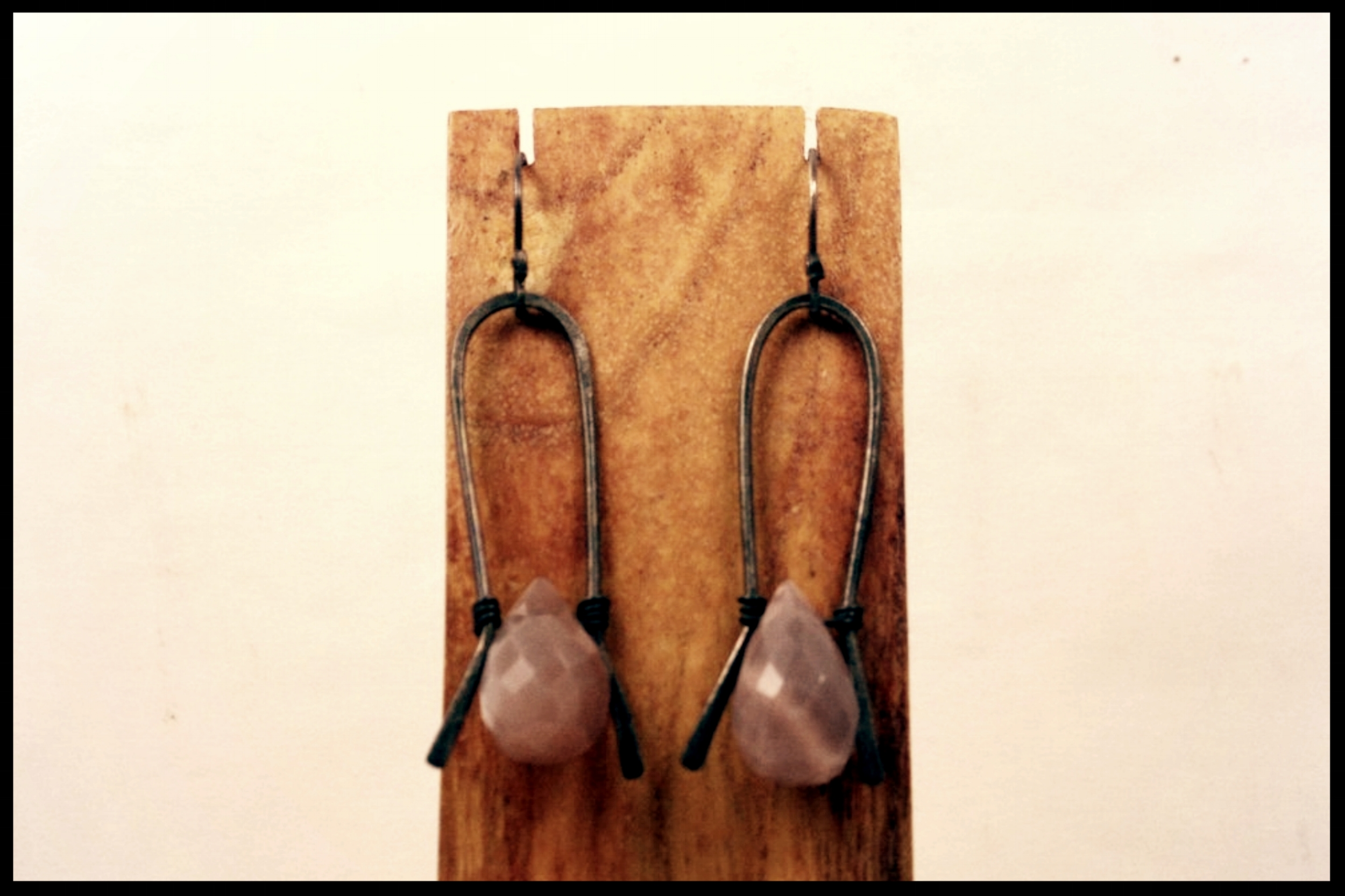 Trebouchet Earrings