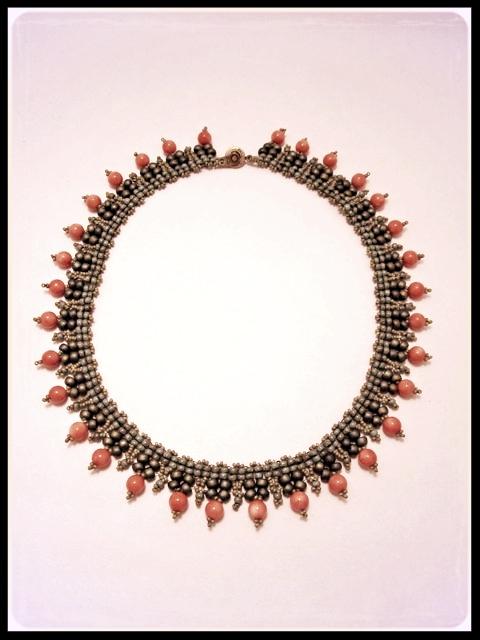 Herringbone Weave Collar