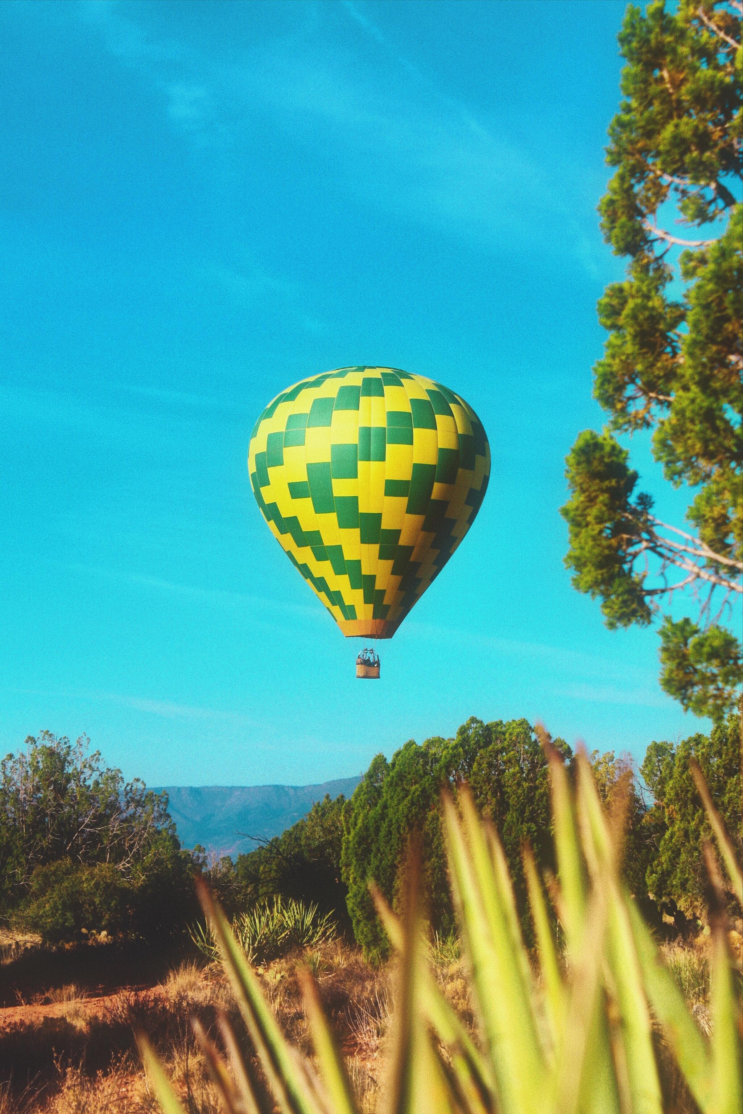 sedona balloon adventure