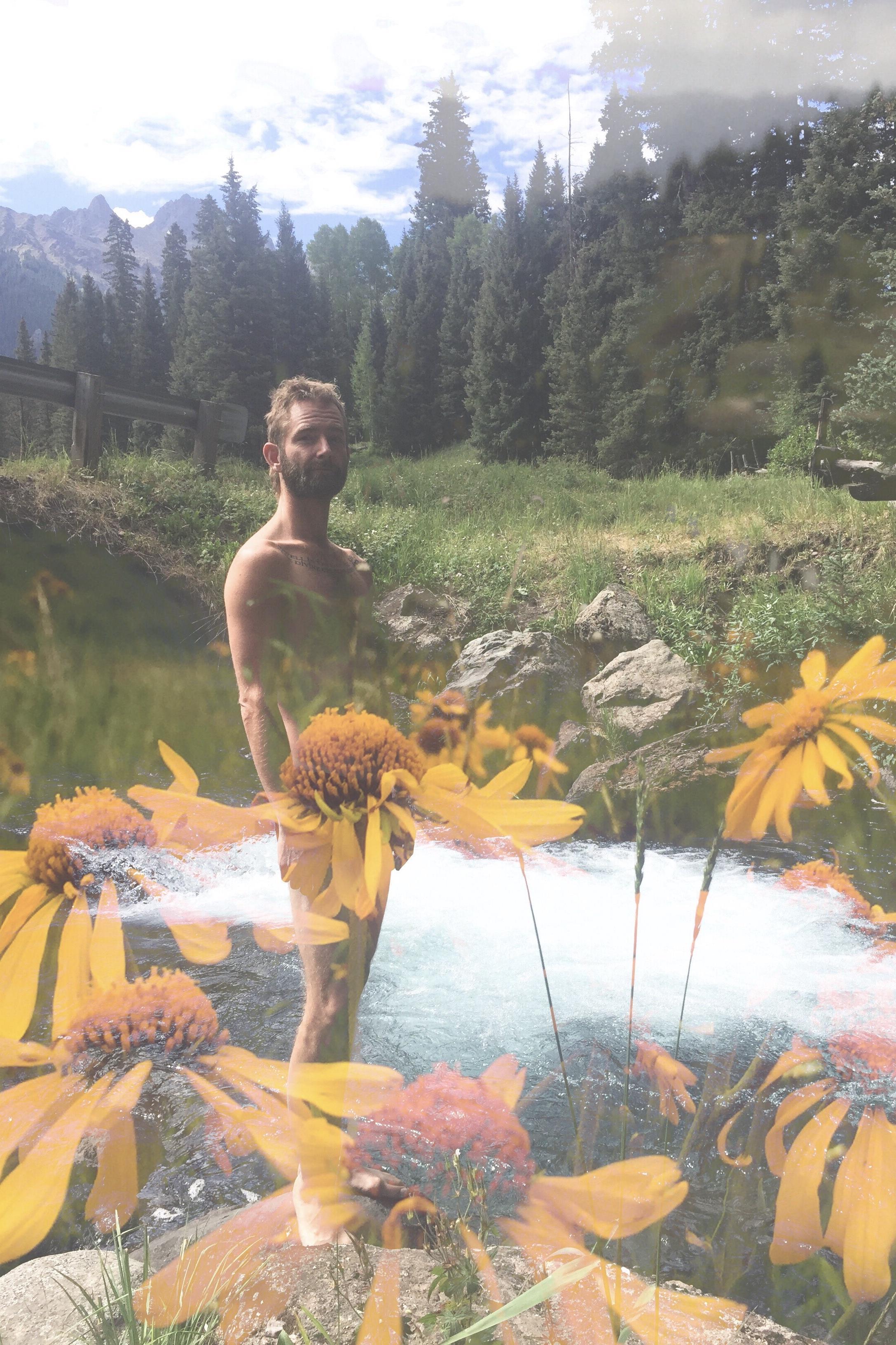 Wild Flower Man