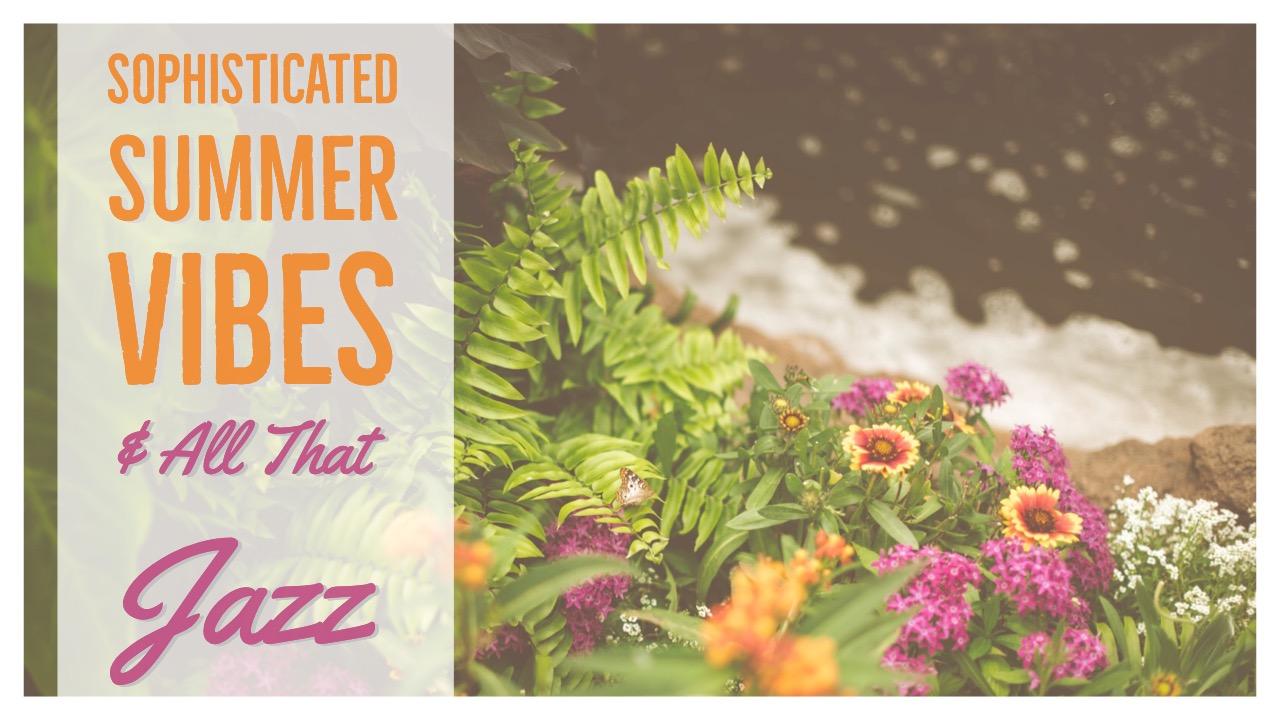summer vibe wild flowers