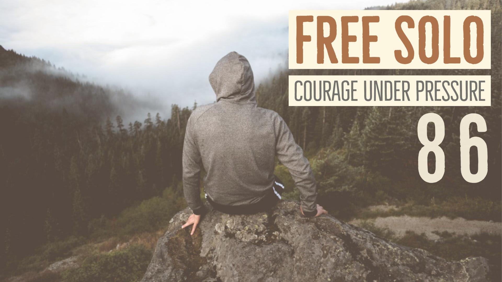 Alex Honnold free solo