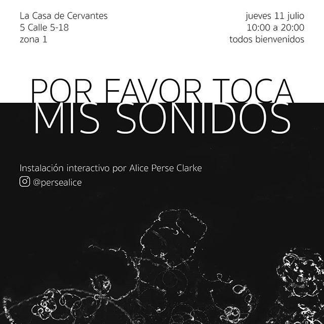 Todos en Guate venga a mi exposición mañana  #abstractart #contemporaryart #installationart #artexhibition